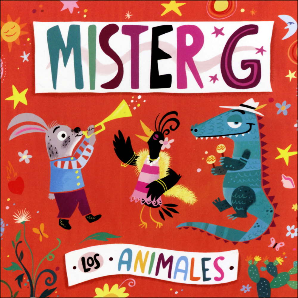 CD Mister G, Los Animales